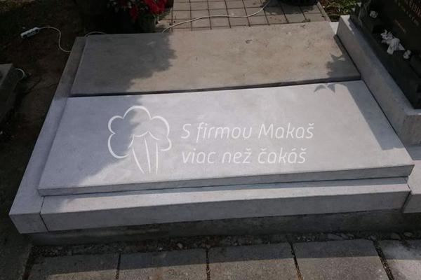Čistenie náhrobných pomníkov a kultúrnych pamiatok