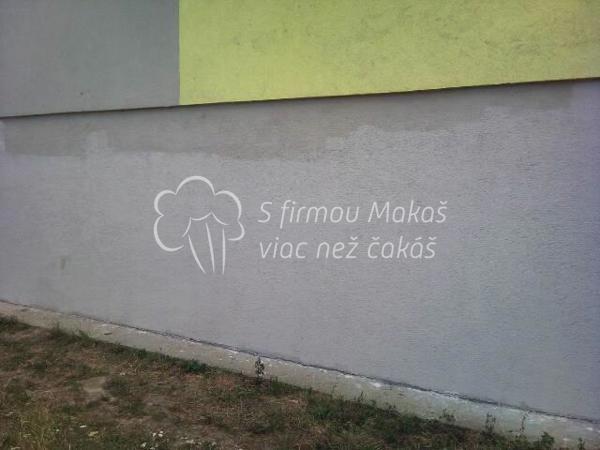 Odstraňovanie grafitov a antigrafitové náteri