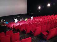 kino cinema AUPARK Bratislava