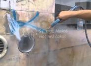 Čistenie od grafitov